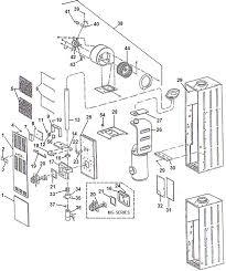 intertherm thermostat wiring diagram dolgular com