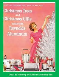 the aluminum tree what every mid century modern