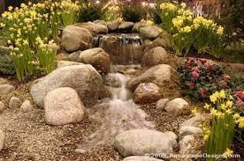 Backyard Waterfall Backyard Waterfall Kit Pondless Waterfall Kits