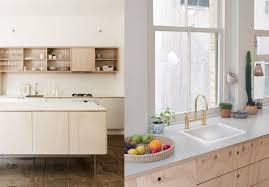 idee meuble cuisine la déco en contreplaqué une idée originale et minimaliste