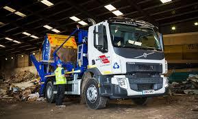 volvo truck fl volvo fe brings added efficiency to future energy trucks uk haulier