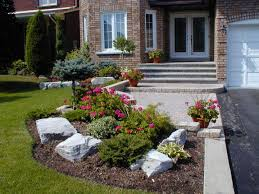 landscape ideas for small front yard garden ideas