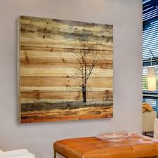 Planked Usa Wall Art Panels by Wood Wall Art You U0027ll Love Wayfair