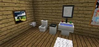 Minecraft Decoration Mod More Furniture Mod For Minecraft Pe 1 2 0 7 Mcpe Box