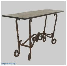 Iron Console Table Wrought Iron Console Table Topic Related To Astounding Best 25