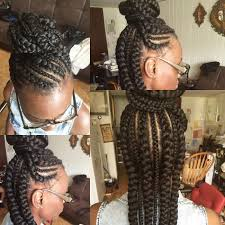 30 cornrow hairstyles for different occasions
