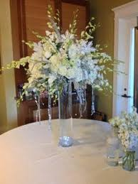 Winter Wonderland Centerpieces by Winter Wonderland Centerpieces With Recycled Wine Bottles And