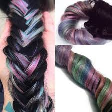 purple hair extensions shop pastel purple hair extensions on wanelo