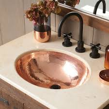 Copper Bathroom Faucet copper bathroom sink faucets 6027 croyezstudio com