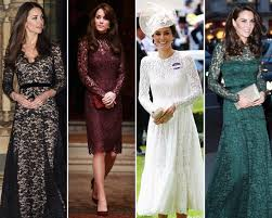 kate middleton and prince william wore his and her blue to