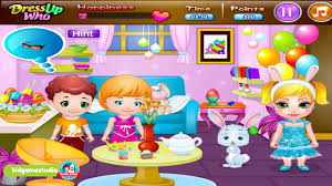baby princesses room little princesses baby game for girls youtube