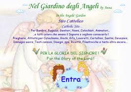 il giardino degli angeli catechismo catechismo il giardino degli angeli idea di casa