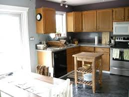 gray kitchen walls with oak cabinets lovely gray kitchen oak cabinets furniture beautiful kitchen paint