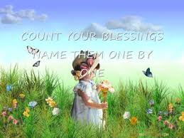 Count Your Blessings Lyrics And Chords Count Your Blessings