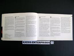 1997 1998 bmw 3 series e36 m m3 coupe sedan owners manual drivers