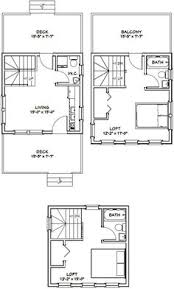 Barn Plans With Loft Apartment 2 Story Garage With Second Story Apartment Or Space Under 20 Ft