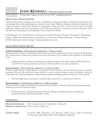 Architecture Student Resume Sle architect resume template sales architect lewesmr