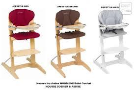 housse chaise haute bebe housse pour chaise haute bebe valdiz