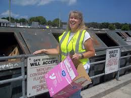 recycling in the mid cape treasure from trash news wicked