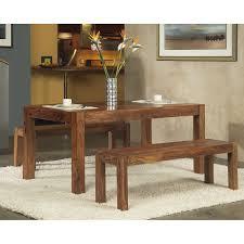 4d concepts new york 3 piece dining table set walmart com