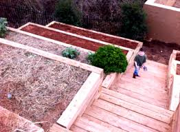 Steep Sloped Backyard Ideas by Triyae Com U003d Backyard Hill Removal Various Design Inspiration