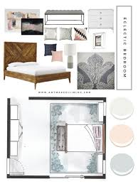 Eclectic Bedroom Design by Mood Board Monday Eclectic Bedroom Am Life U0026 Style