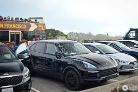 porsche suv black 2017 porsche cayenne 2018 diesel 27 june 2017 autogespot