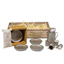 amazon com little house on the prairie 1880 u0027s dishware set
