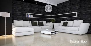 elegant interior living room on interior design for home