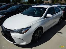 toyota camry 2017 interior 2017 super white toyota camry se 115720878 gtcarlot com car