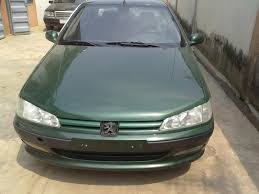 peugeot green tokunbo peugeot 406 saloon green 1997 model 560k grab price
