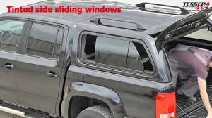 Alpha Canopies by At Www Accessories 4x4 Com Vw Amarok Abs Canopy Off Road 4x4