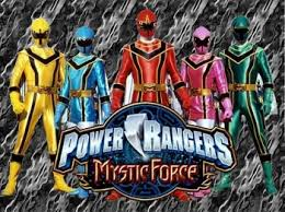 power rangers mystic force series tv tropes