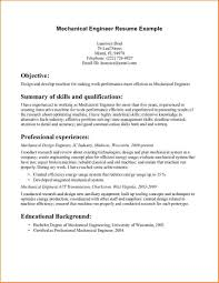 mechanical engineer resume template   Incident Report Template   mechanical engineer resume examples