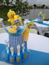 Rubber Ducky Baby Shower Centerpieces by 33 Best Duck Baby Shower Theme Images On Pinterest Baby Shower