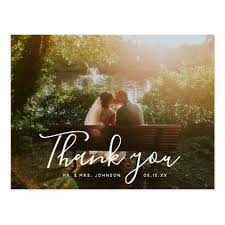 best 25 wedding thank you postcards ideas on photo
