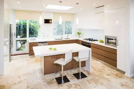 Modern Wooden Kitchen Designs Dark by Wood Kitchen Designs Antiqued White Island Granite Top Stools