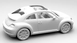 volkswagen vw beetle vw beetle turbo 2017 3d model vehicles 3d models classic 3ds max