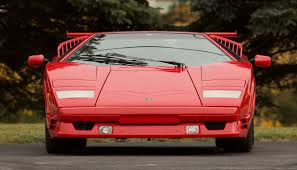 expensive pink cars lamborghini countach for sale classic driver