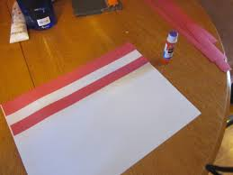 fourth of july preschool flag craft growing kids ministry