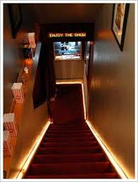 Home Movie Theater Decor Basement Theater Ideas 1000 Ideas About Movie Theater Basement On