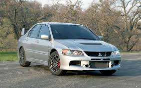 2006 mitsubishi lancer evolution information and photos
