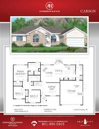 anderson ranch model home 781 e wells cann rd