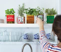 ideas to decorate your kitchen how to decorate your kitchen with herbs 40 ideas decoholic