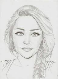best 25 sketches of faces ideas on pinterest cartoon drawings