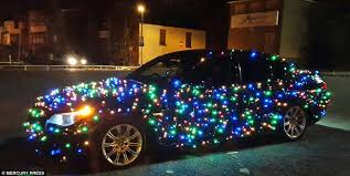 Christmas Lights For Cars Christmas Decorations For Car Uk Just So You Know If Put Antlers