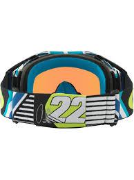 oakley motocross goggles oakley speed stripe prizm jade chad reed airbrake mx goggle