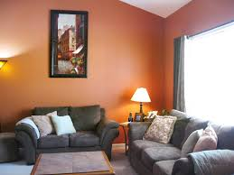 What Colors Go With Burnt Orange Terracotta Wall Color Shenra Com