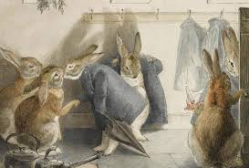 beatrix potter rabbit one touch of nature beatrix potter and the world she made the