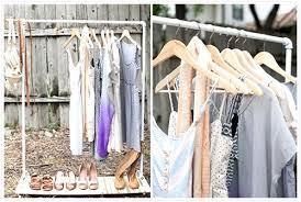 kleiderstange shabby kleiderstange shabby komponiert auf moderne deko ideen oder